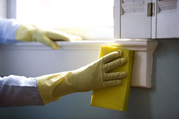 cleaning-a-window